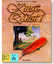 King's Quest I: Quest for the Crown SCI