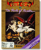 King's Quest IV: The Perils of Rosella AGI