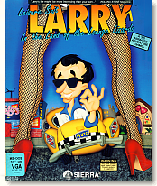 Leisure Suit Larry 1: In the Land of the Lounge Lizards VGA