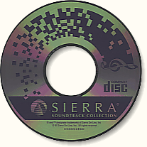 The Sierra Soundtrack Collection CD