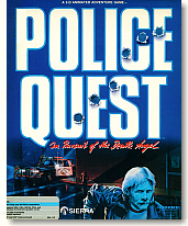 Police Quest: In Pursuit of the Death Angel AGI