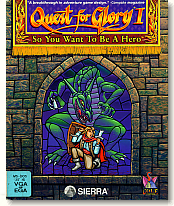 Quest for Glory I: So You Want to Be a Hero VGA